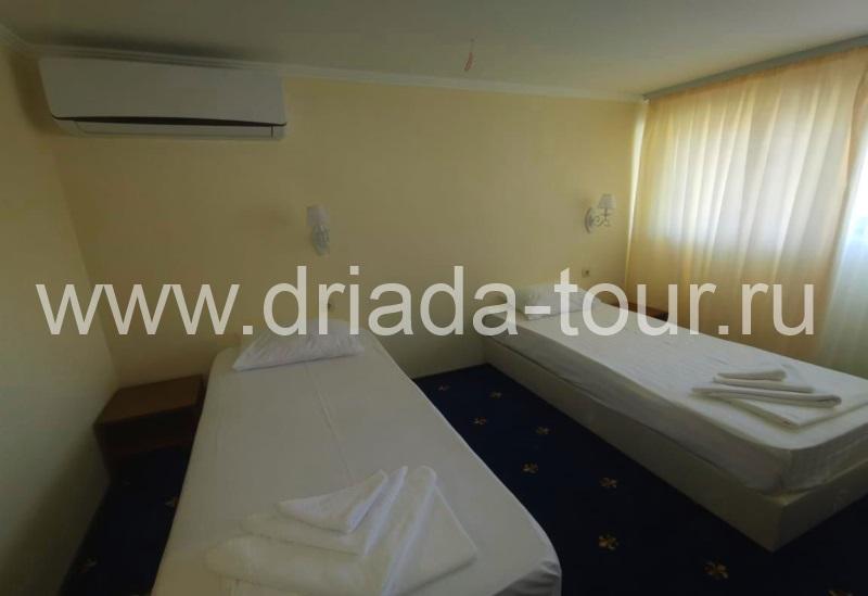 Эконом 2-х местный твин, фото отель Европа, Гагра
